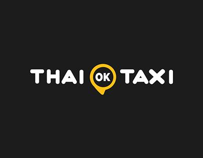 THAI OK TAXI | UI DESIGN
