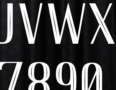 Formal Inline | Free Typeface
