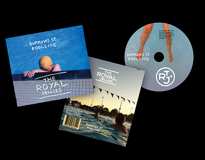 The Royal Jellies – Burrows St. Poolside release