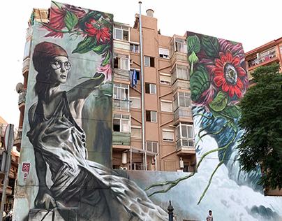 """""""Gaia"""" Terrassa, Spain."""