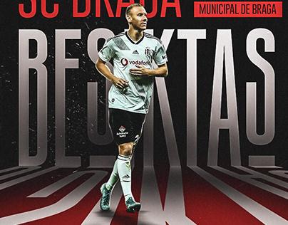 SC Braga X Besiktas JK