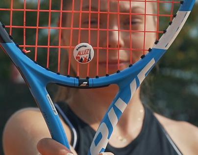 Tennis Ad