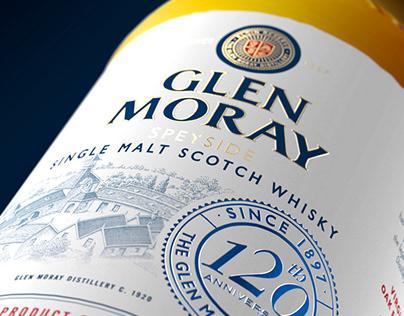 Whisky Glen Moray, Distillery Edition - 120th