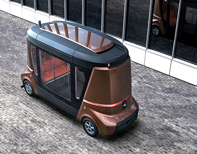 [ Matrēshka ] Modular Driverless Vehicles