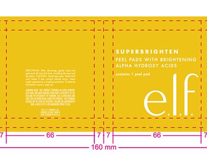Packette Prototype: Silkscreen Matte