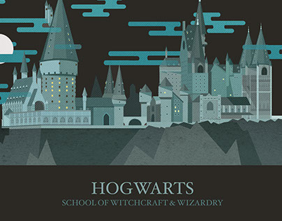 Harry Potter & Magical Spaces