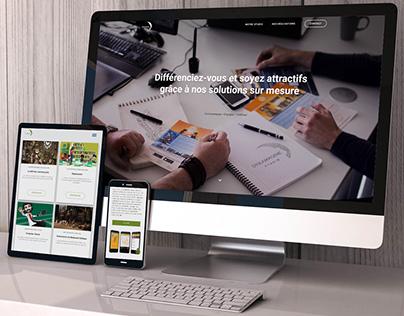 Dreamagine Studio | Nouveau site web