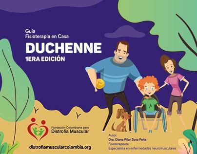 Fundación Colombiana para Distrofia Muscular