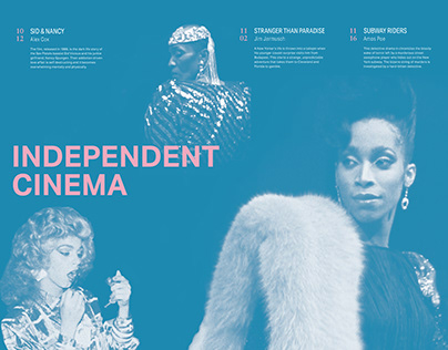 Independent Cinema NYC Poster