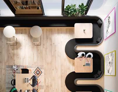 5 Merchant Square Coworking Space LONDON by WeWork
