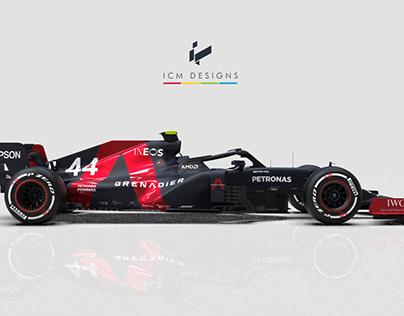 Ineos Grenadiers F1