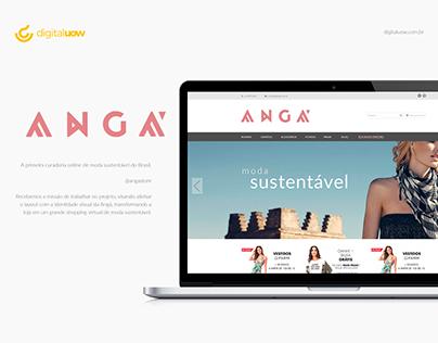 Angá Store - Marketplace de Moda Sustentável