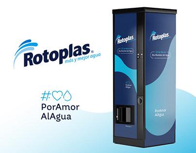 Rotoplas - Día Mundial del Agua