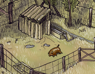 Permaculture Sketchbook #02