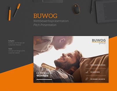 BUWOG Corporate Website