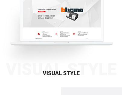 Elettrica Morlacco Spa | Web Development & Design