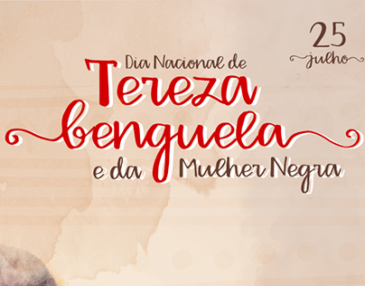 DIA DE TEREZA DE BENGUELA | CAMPANHA
