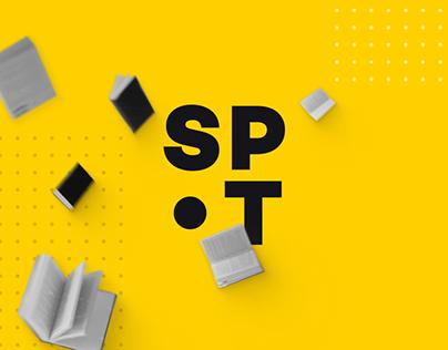 The Spot - Branding & Web design