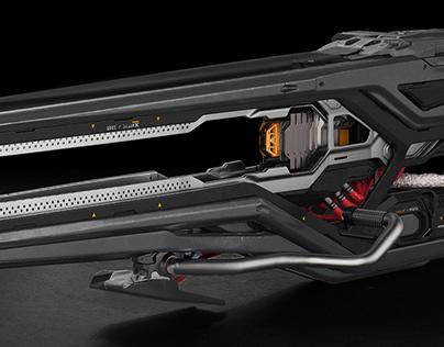 KORONA - Antimatter Rifle