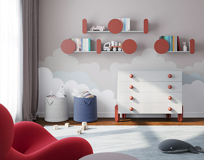 ICE CREAM collection for IVANNA furniture
