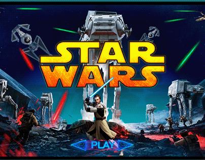 STAR WARS UI/Xu Designer. Mix1