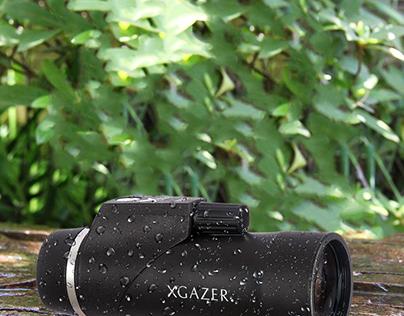 Xgazer Optics High Powered Monocular Review