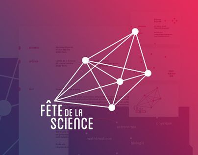 Edit — FÊTE DE LA SCIENCE - BRANDING 2014