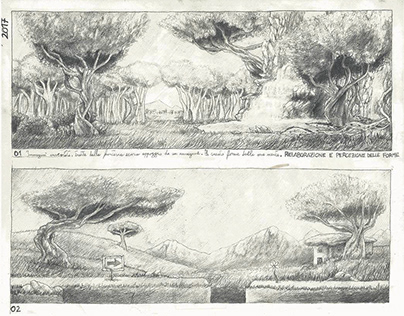 Sketches&Storyboard