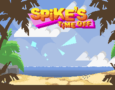 Spike's Time Off (Fan Game - 2018)