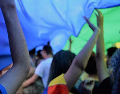 Artistas da Parada LGBTQIA+ (2018 Araraquara-SP)