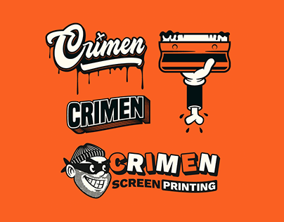 Crimen - Branding