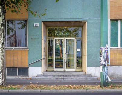 The Way In - Berlin Entrances