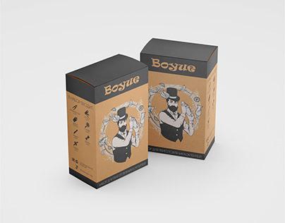 Cocktail set packaging design