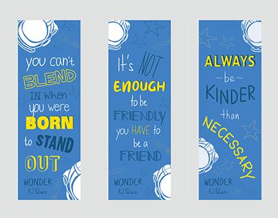 Penguin Student Design Award- Wonder Book Cover on Behance