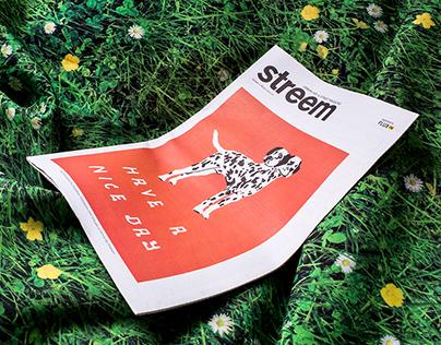 Streem Magazine – Issue 4, Winter 2014/15