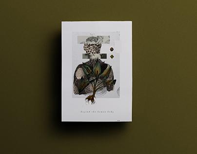 Beyond the Broken Human  Analogue & Digital Collage