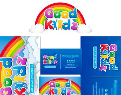 Kids Clothing Logo