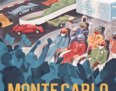 Future Today Institute, Sci-Fi poster