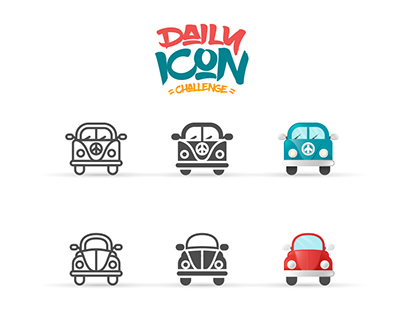 Daily Icon Challenge