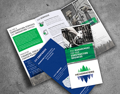 Headwaters Resources — Website and Brochure