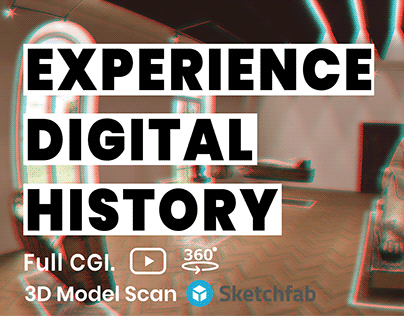 Experience DIGITAL History | Full CGI.