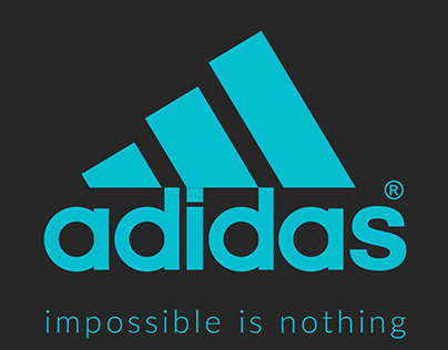 A5 magazine booklet of ADIDAS