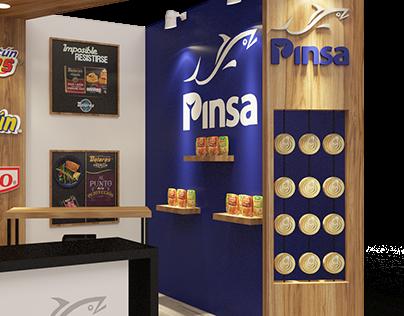 Stand 3x3 Pinsa