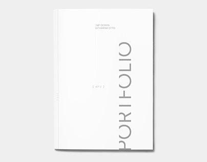 PORTFOLIO - CMF Design 2019