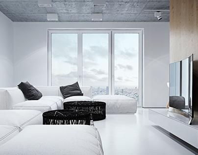 NY City | Simple Apartment