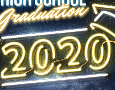 Moffat County High School 2020 Graduation Section
