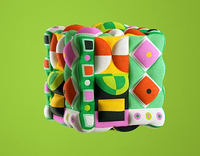 Cubic Quilt