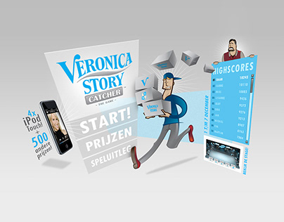 Veronica - Storycatcher Game