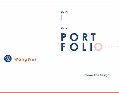 Wang Wei's portfolio