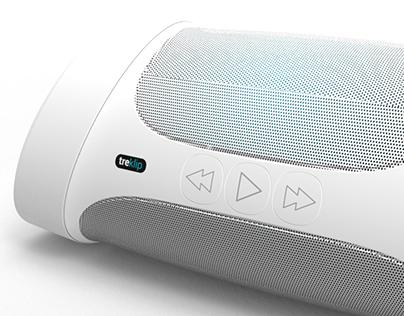 Treklip - Bluetooth Speaker